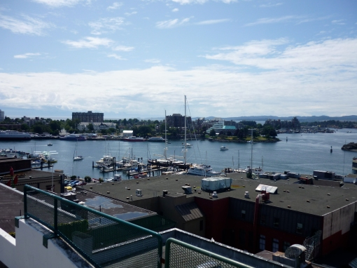 Victoria Inner Harbour, Vancouver Island